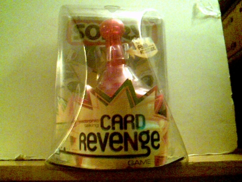 sorry revenge card game instructions