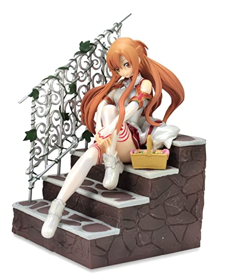 Sword Art Online vignette figure Asuna anime game character prize flue (japan import)