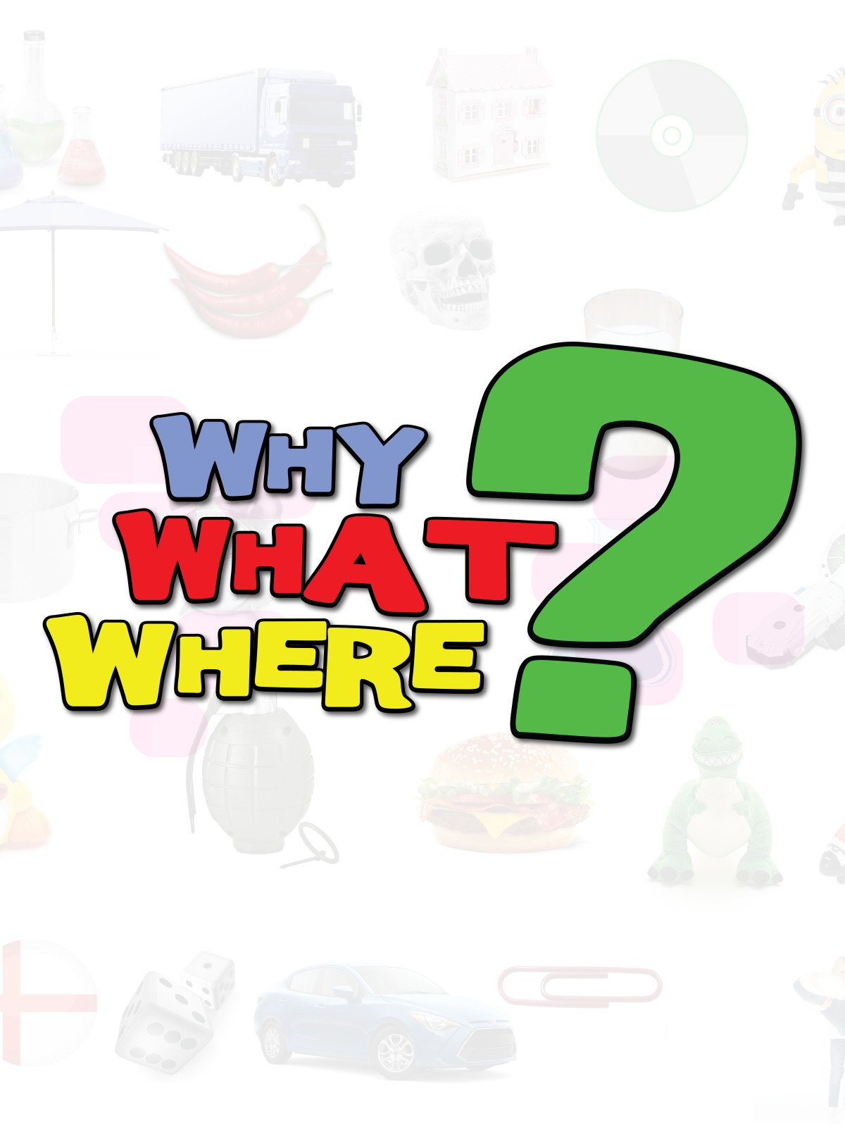 Why, What, Where? on Amazon Prime Instant Video UK