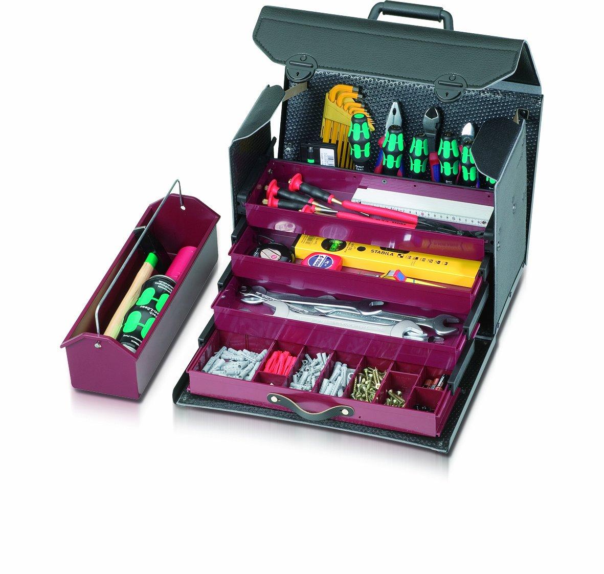 PARAT 43.000561 TopLine Schubladentasche, 4tlg. Schubladeneinsatz  BaumarktKritiken und weitere Informationen