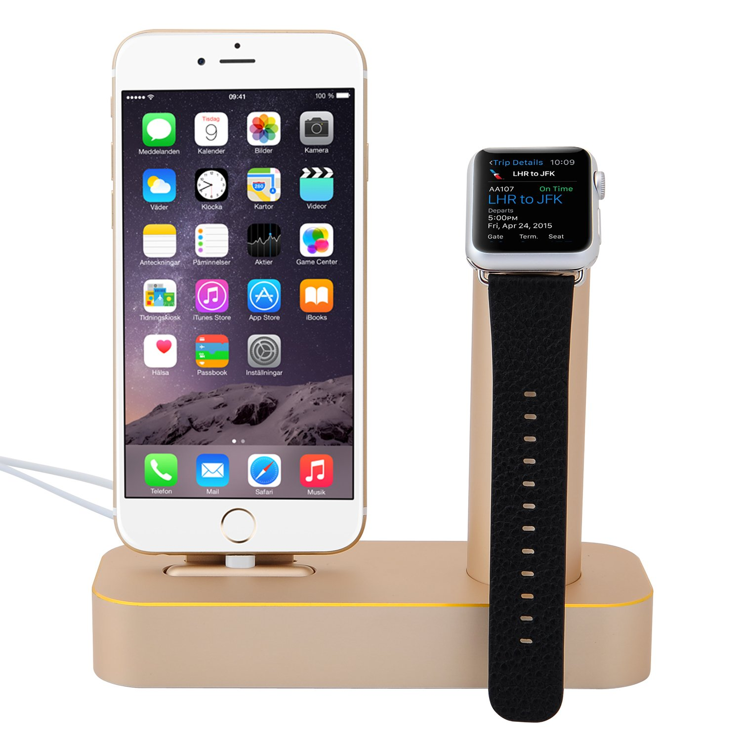 Iwatch Iphone Stand Stand Iphone Stand