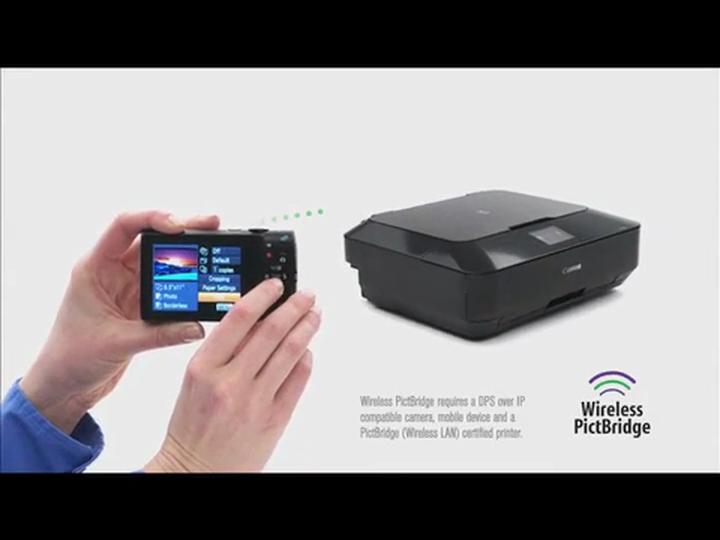Amazon.com : Canon SELPHY CP900 Black Wireless Color Photo Printer : Photo Computer Printers
