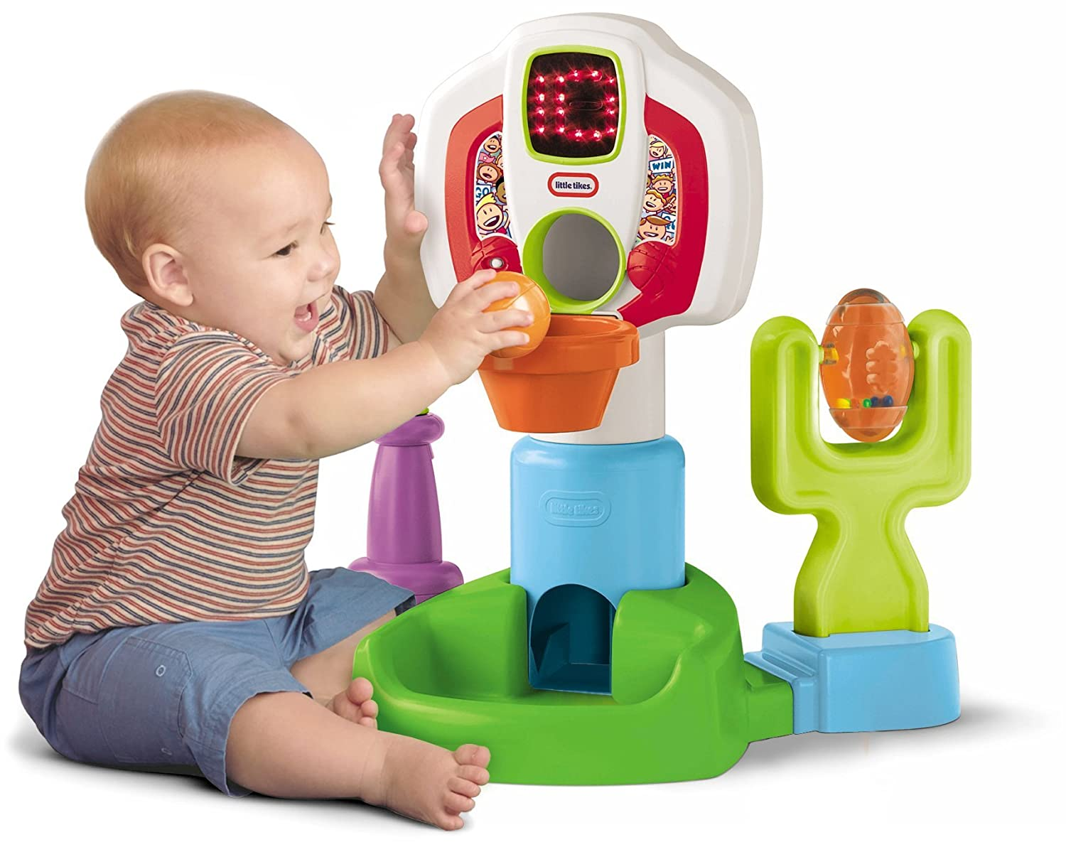 An Image of Little Tikes Discover Sounds Sports Center