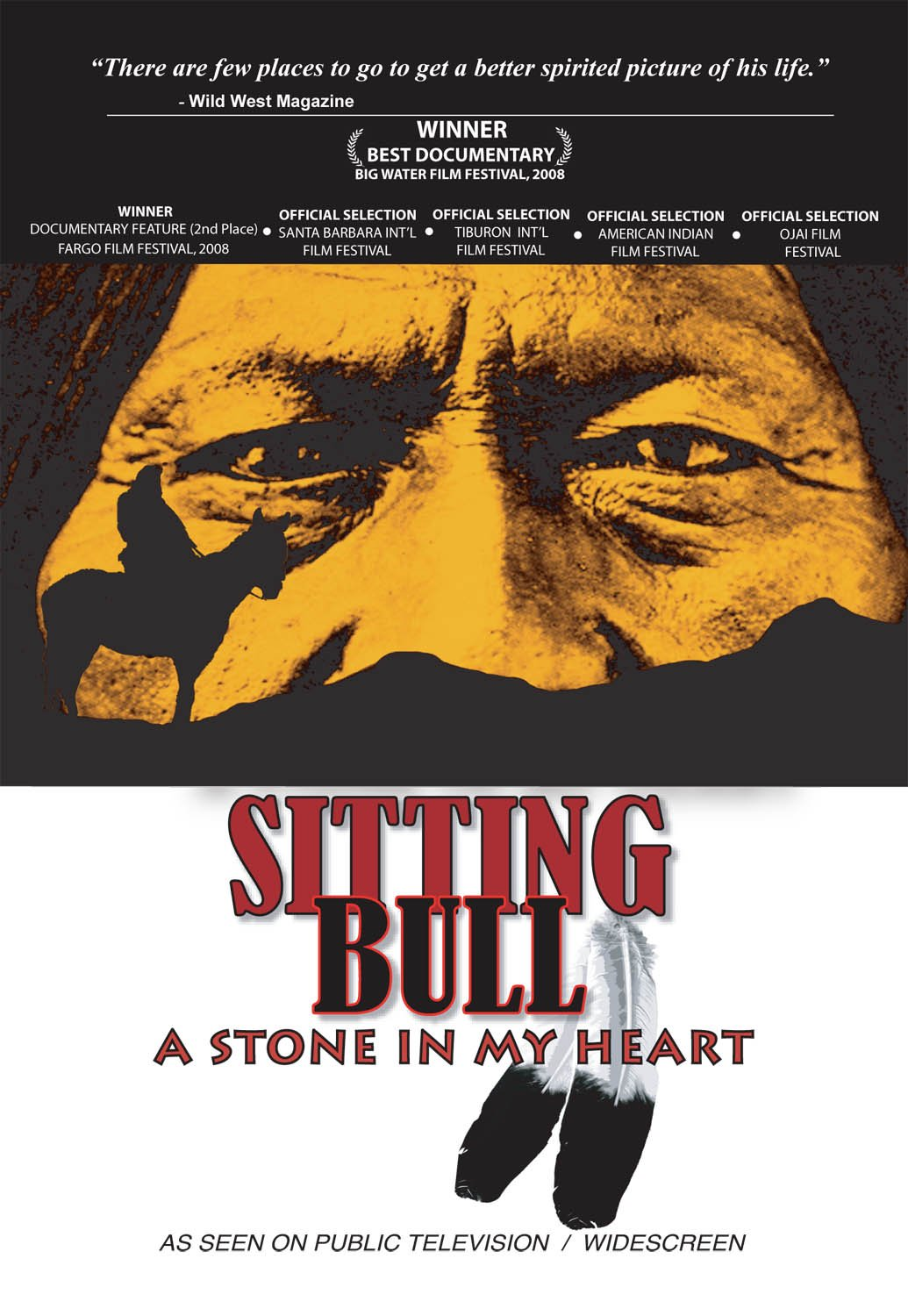 Sitting Bull  : a stone in my heart