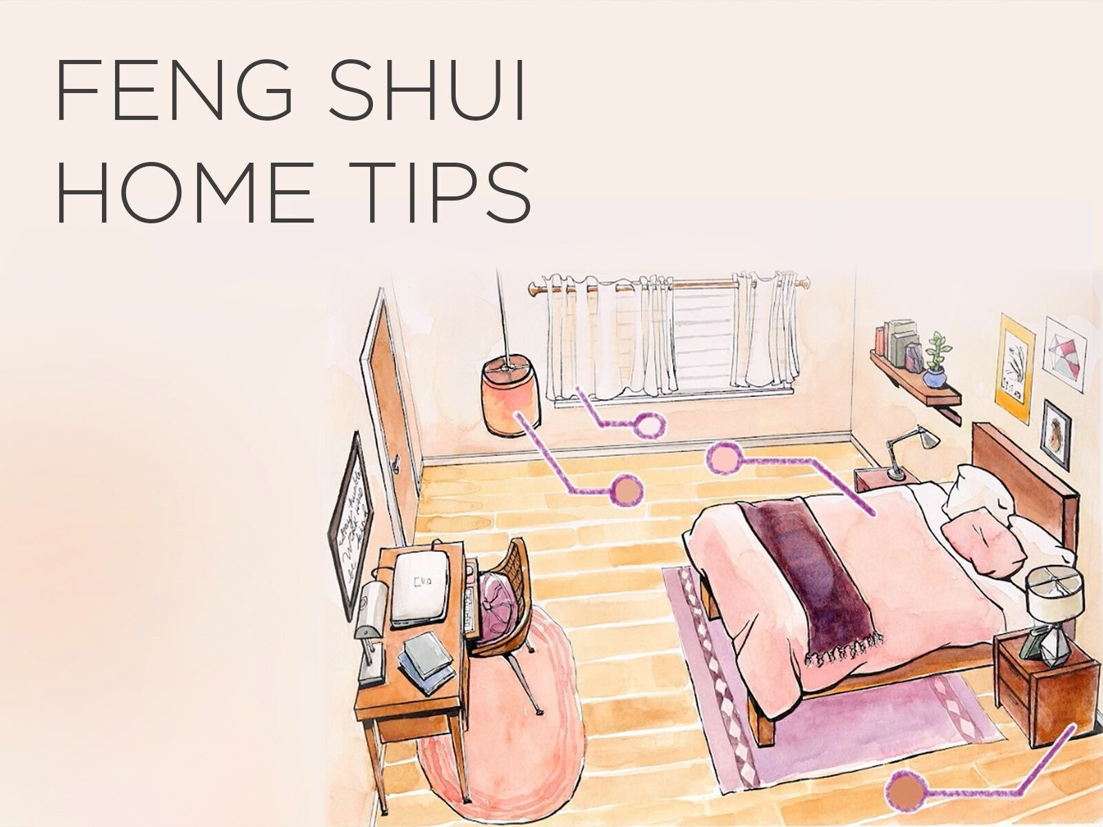 Feng Shui Home Tips - Season 1