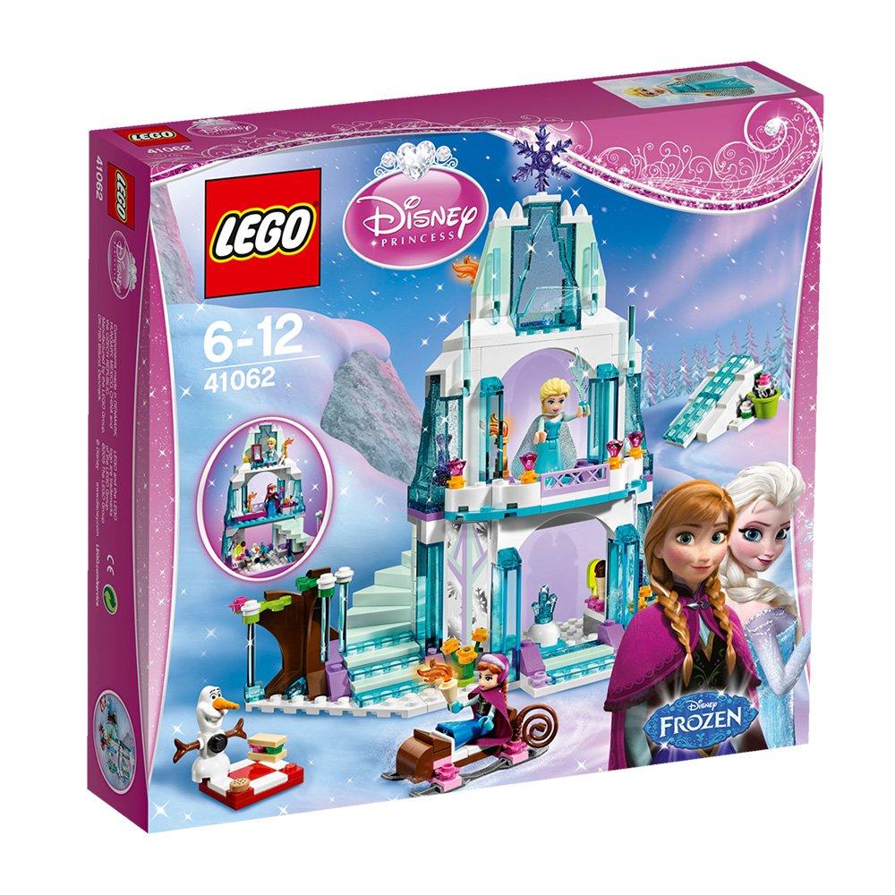 Castello di Ghiaccio di Elsa della Lego friends (LEGO Disney Princess 41062) al miglior prezzo