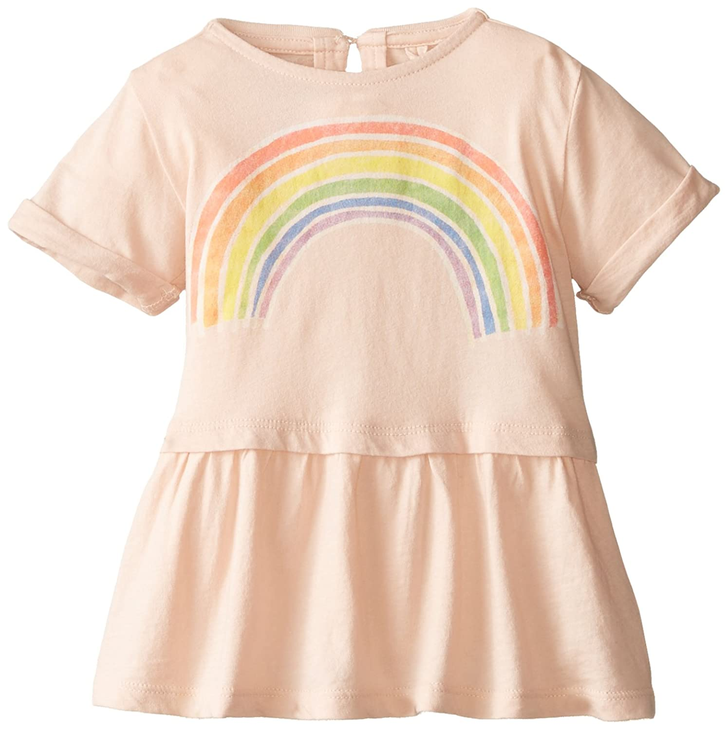 Stella McCartney Baby Girls' Jess Rainbow Dress цены онлайн
