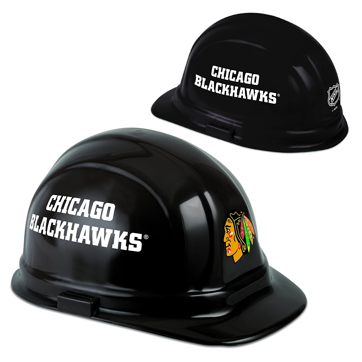 Chicago Blackhawks Hats Nhl Hard Hat Team Chicago
