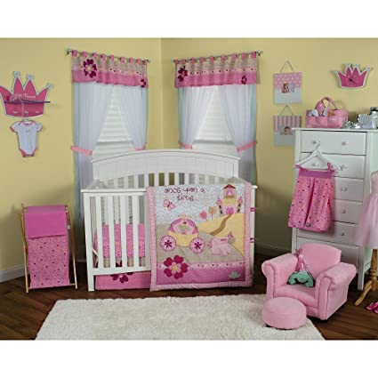 Trend Lab Storybook Princess Baby Bedding Collection