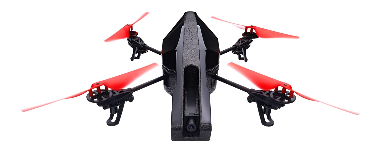 Parrot AR.Drone 2.0 Power Edition Quadricopter - 2 HD Batteries...
