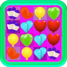 Balloon Match 3 Popper