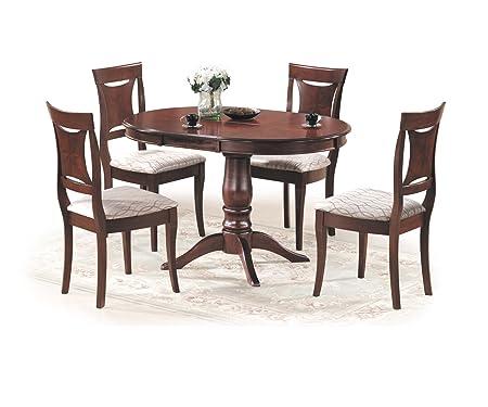 """Tavolo da pranzo """"Galaxy tavolo allungabile in legno ciliegio"""