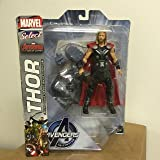 Marvel Select Avengers Age of Ultron Thor Action Figure Diamond Select Toys .HN#GG_634T6344 G134548TY15296