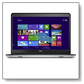 Dell Inspiron i5447-6250sLV 14-Inch Touchscreen Laptop Review