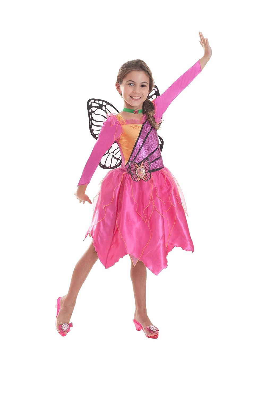 Barbie™ Mariposa Kostüm für Mädchen – 5 bis 7 Jahre günstig bestellen