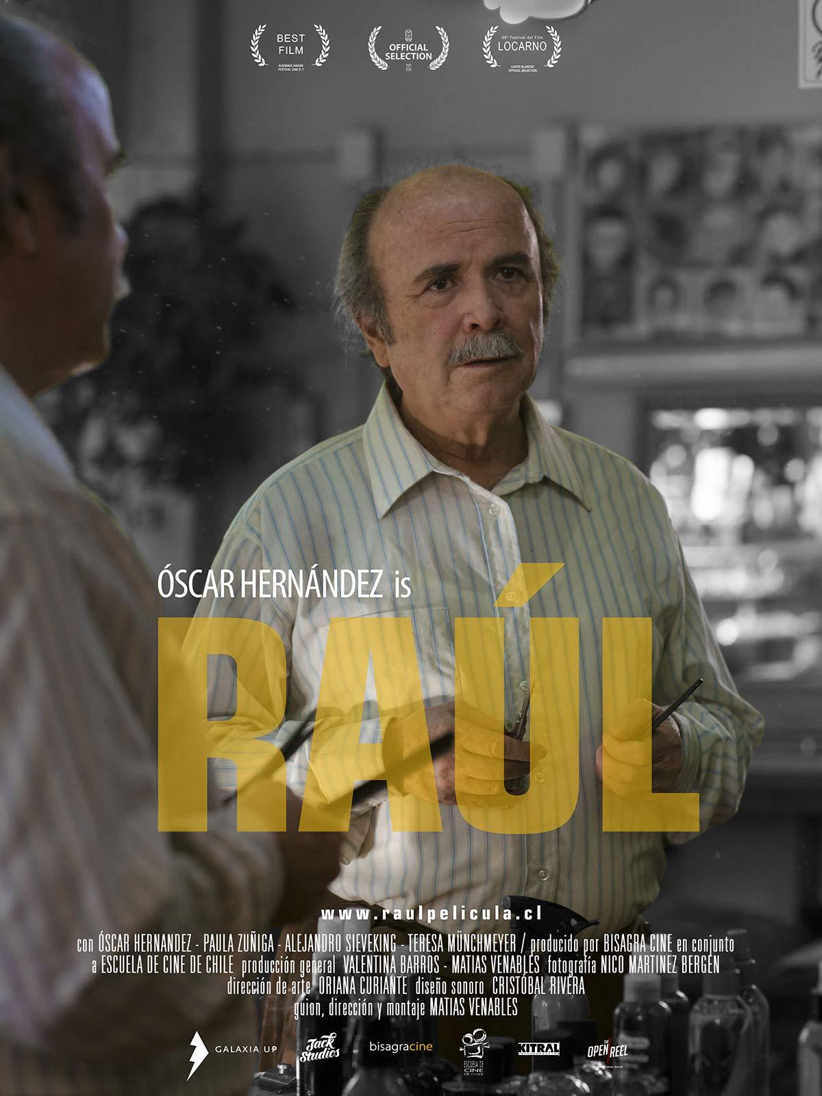 Raúl on Amazon Prime Video UK