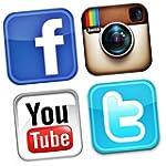 4 In 1 Social Media- Facebook, Instag...
