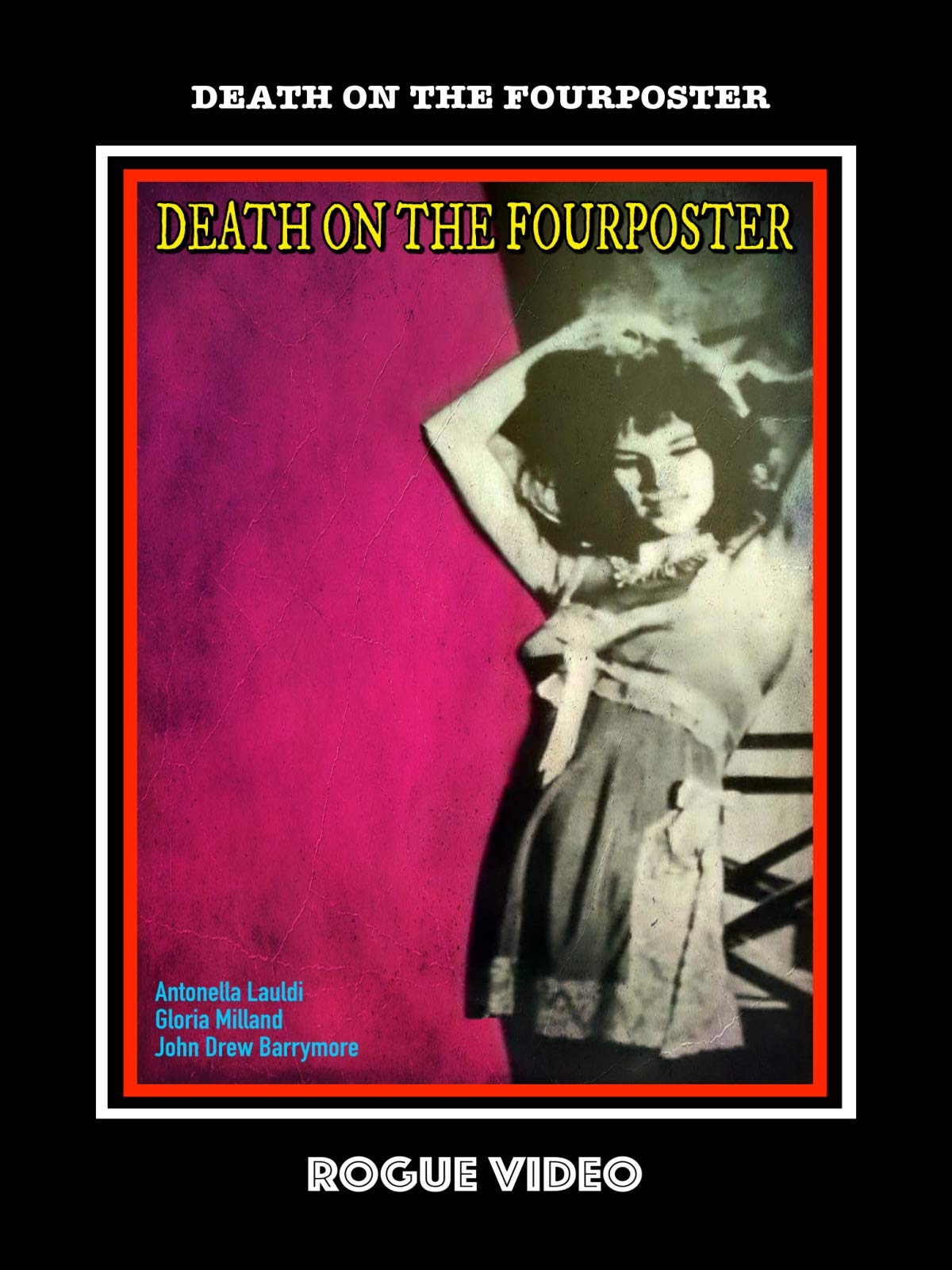 Death On The Fourposter on Amazon Prime Video UK
