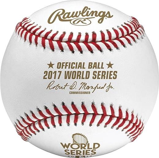 2016 World Series baseball