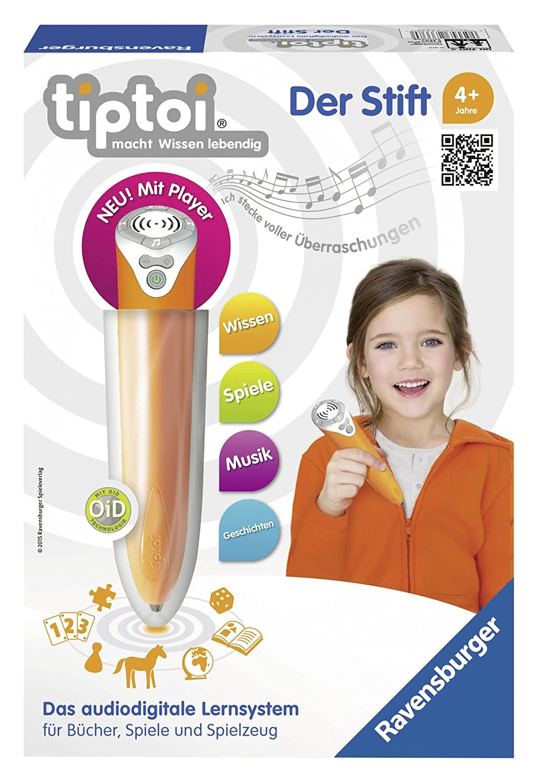 Ravensburger 00700 – tiptoi – Stift mit Player günstig