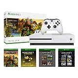 Xbox One S 1TB Console - Minecraft Creators Bundle (Color: white)