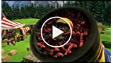 Madagascar 3: Europe's Most Wanted: Human Cannonball...