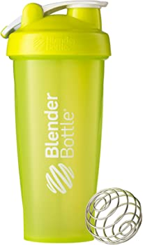 BlenderBottle Classic 28-Ounce Loop Top Shaker Bottle
