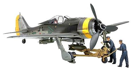 Tamiya - 61104 - Maquette - Focke Wulf FW190F-8 / 9 - Echelle 1:48