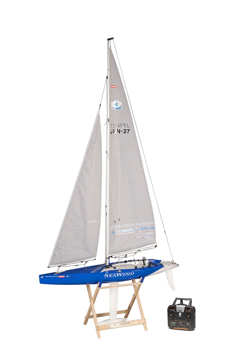Remote Control Sailboat Discover New Horizons