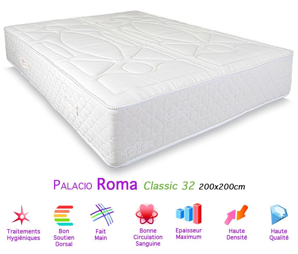 Palacio Roma Classic 32 Matratze, 200 x 200 cm günstig bestellen