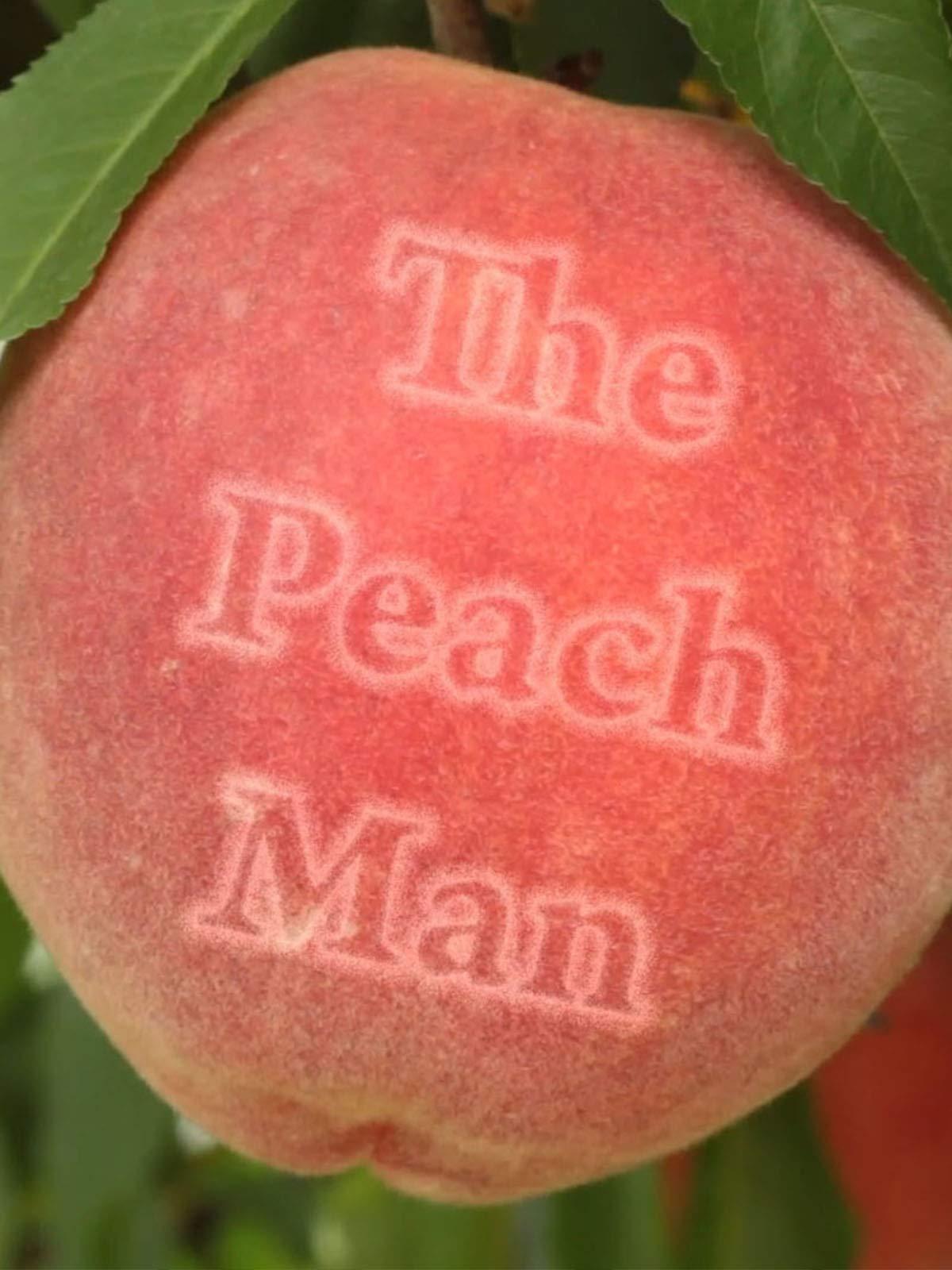 The Peach Man
