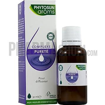 Phytosun complexe spa spa d 39 huiles essentielles pour diffuseur f - Huile essentielle pour spa ...