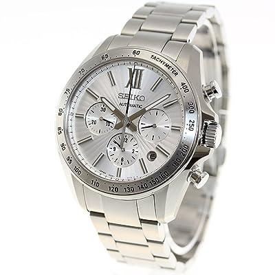 BRIGHTZ 腕時計 Mechanical メカニカル サファイアガラス スーパークリア コーティング 日常生活用強化防水(10気圧) SDGZ009