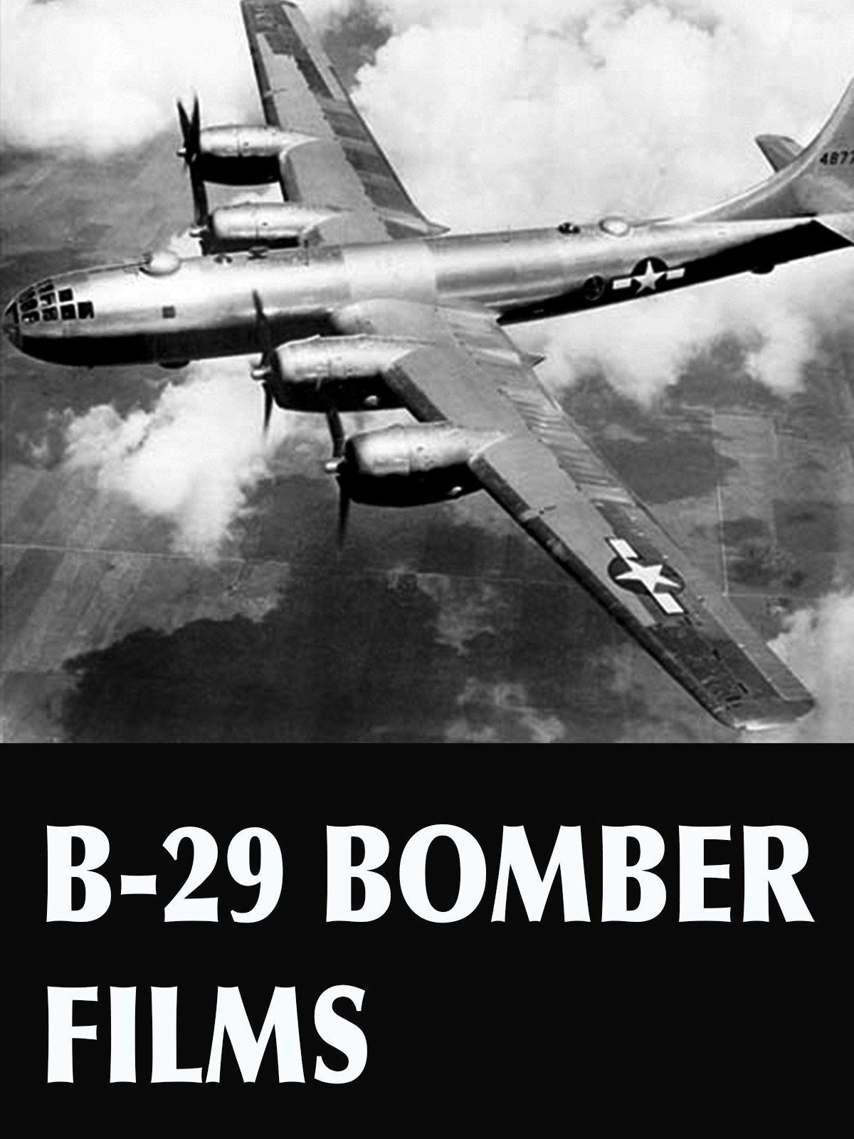 B-29 Bomber Films