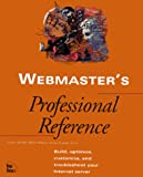 img - for Webmaster's Professional Reference book / textbook / text book