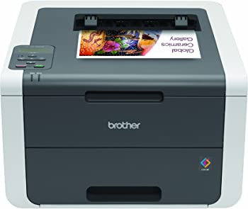 Brother HL3140CW Laser Color Printer