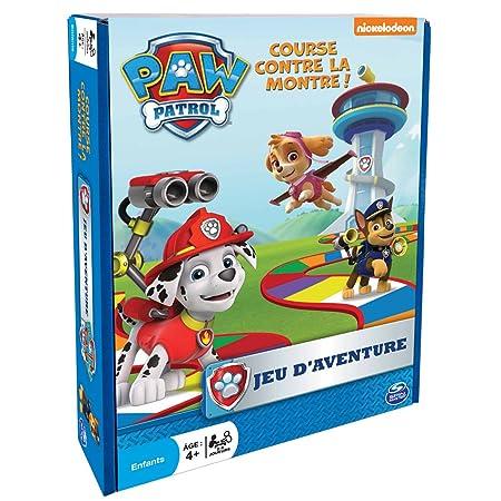 Paw Patrol - 6026148 - Jeu d'Aventure - La Pat' Patrouille