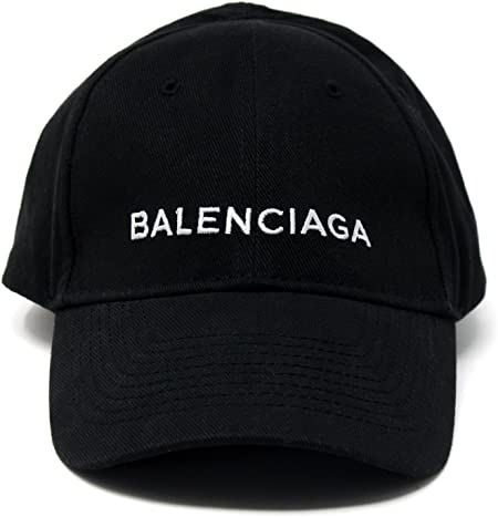 BALENCIAGA(バレンシアガ) [バレンシアガ] BALENCIAGA クラシック ベースボールキャップ コットン100% ショップバッグ付き