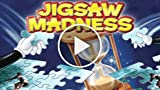 CGR Undertow - JIGSAW MADNESS Review For PlayStation