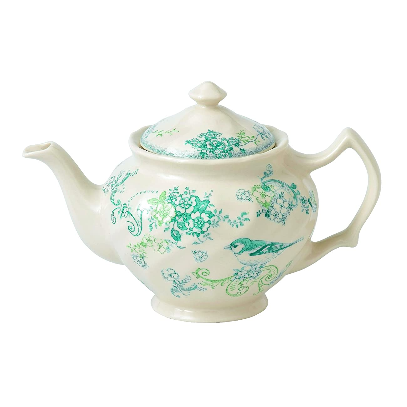 Johnson Brothers Vintage Charm Teapot 1.2 Ltr, 1.2 L, Multicolored 0
