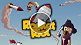CGRundertow ROCKET RIOT HD for iPad Video Game Review