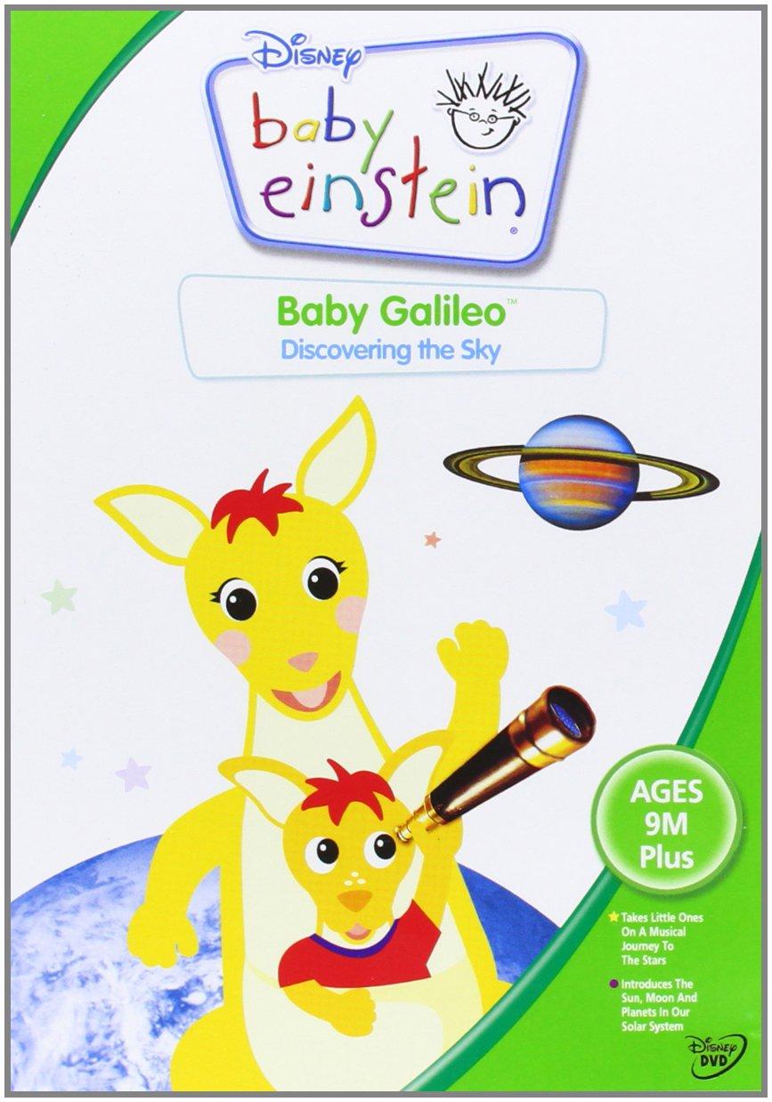 Baby Einstein Baby Noah Dvd Menu Baby Einstein Baby Galileo