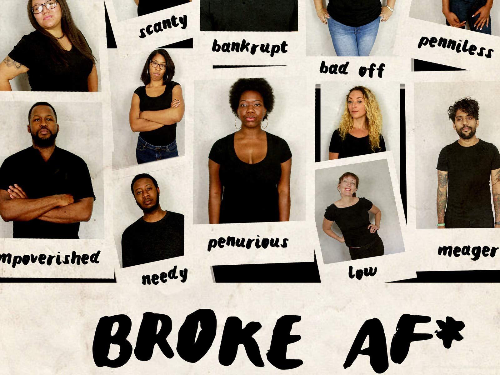 Broke AF on Amazon Prime Video UK