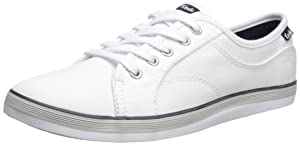 Keds Women's Coursa LTT Fashion Sneaker, White, 7 M US