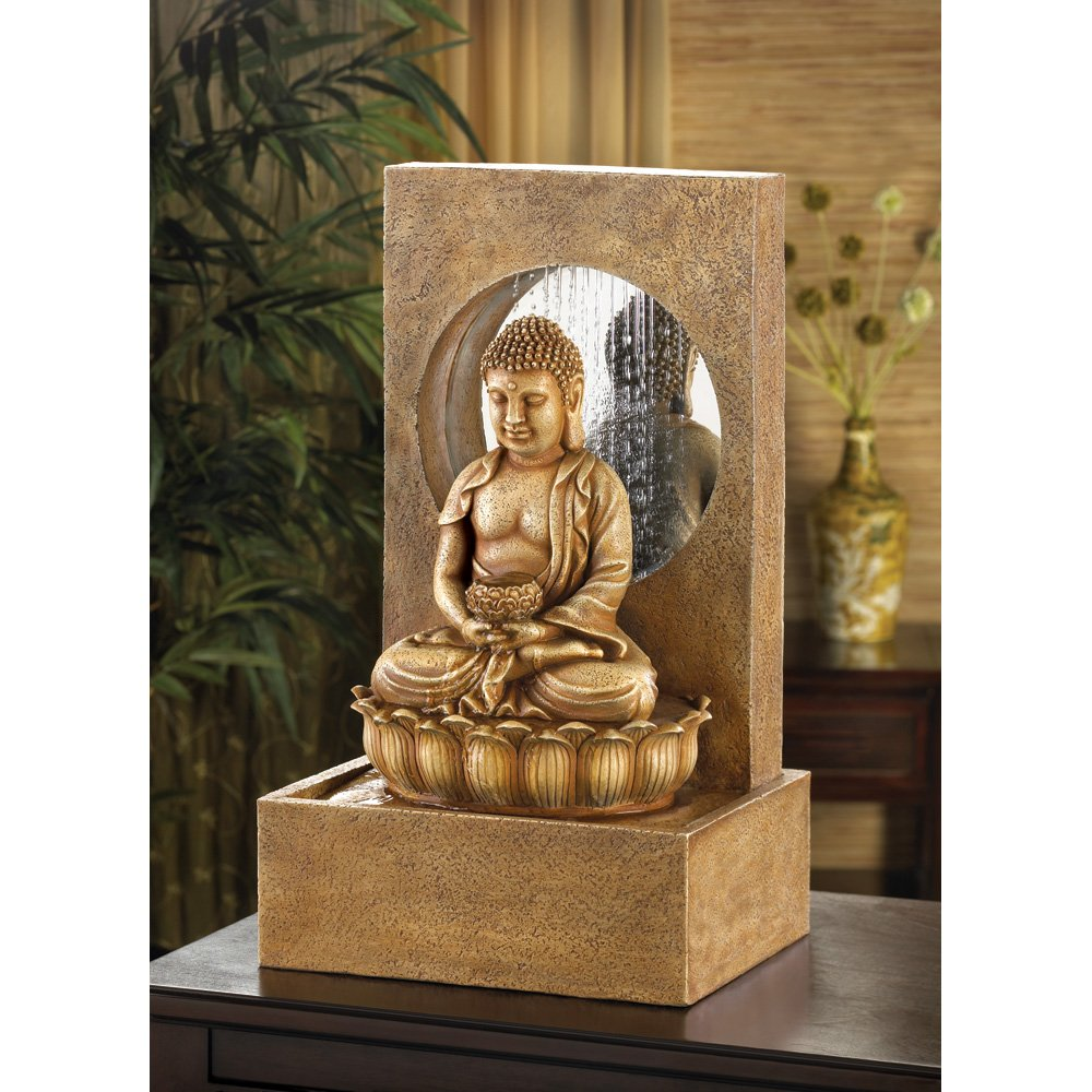 Large Buddha Head Fountain: Beautiful Buddha Fountains For Indoor And Outdoor Garden