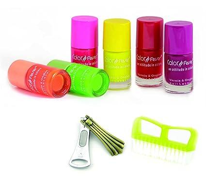 Color Fever Neon Nail Polish