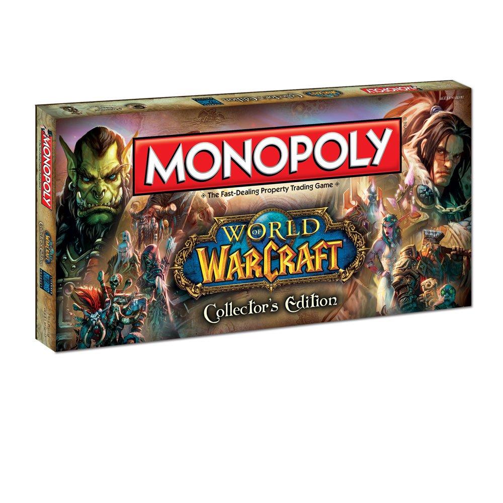 Warcraft Monopoly