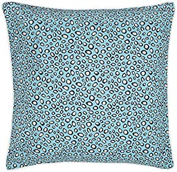 Collier Campbell Leopard Trail European Square Sham by Collier Campbell