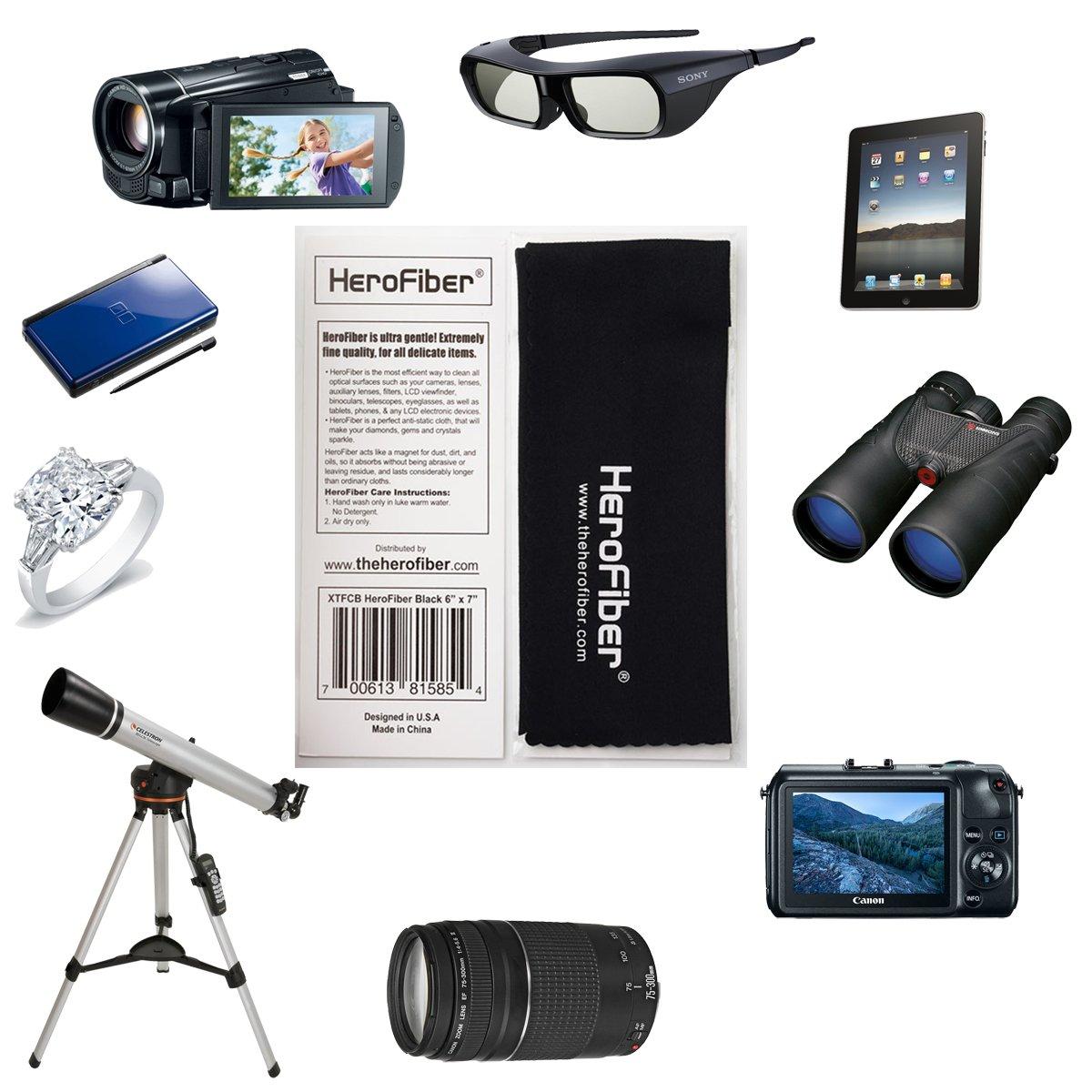 Amazon.com : Nikon COOLPIX L340 Digital Camera with 28x Zoom & Full HD Video (Black) International Version + 4 AA Batteries & Charger + 32GB Dlx Accessory Kit w/HeroFiber Cleaning Cloth