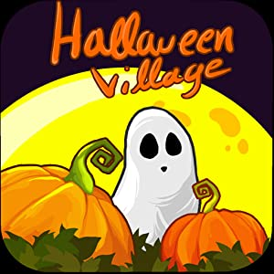 Halloween Village from ITIW